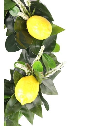 Kibrithane Çiçek Kapı Süsü Limom Aranjman Kc00200751 Renkli